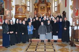 Dzień skupienia i modlitw sióstr przełożonych zakonów