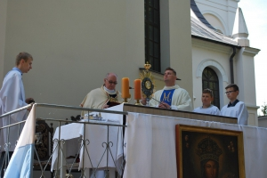 Uroczystość odpustowa ku czci Narodzenia Najświętszej Marii Panny