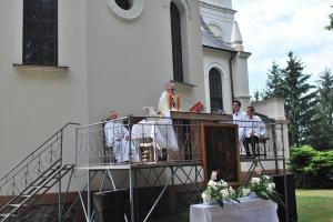 UROCZYSTOŚĆ ODPUSTOWA KU CZCI WNIEBOWZIĘCIA NAJŚWIĘTSZEJ MARYI PANNY